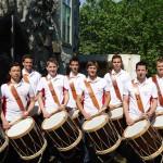 Eidgenössisches Tambouren und Pfeifferfest Frauenfeld